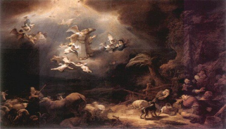 "Every Christmas season we sing ""Hark the Herald Angels Sing"""