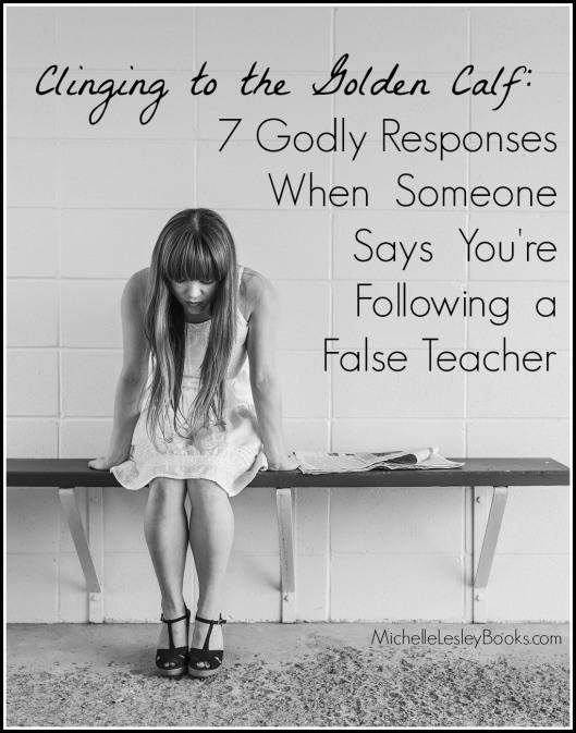 false teacher