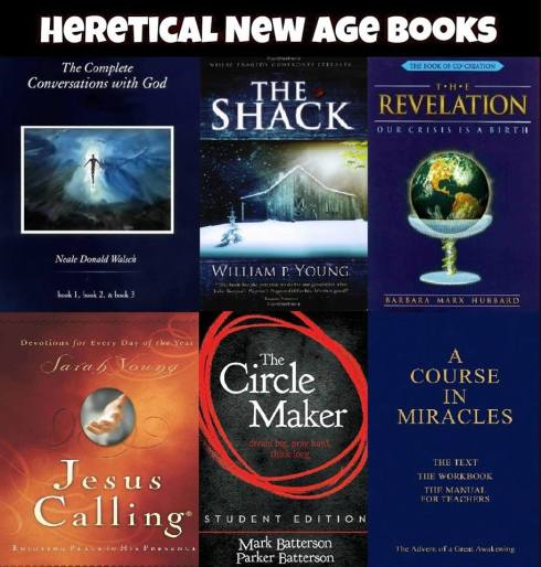 New Age Books